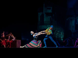 ballet Mostrar