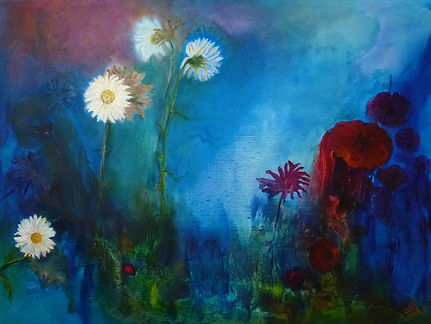 Imblued. Oil on Canvas 102 x 76cm. £850.JPG
