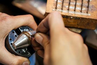 Reparatie Gouden ring