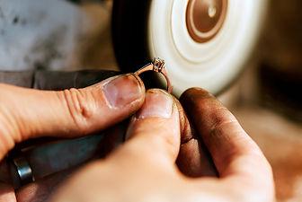 Reparatie Witgouden ring