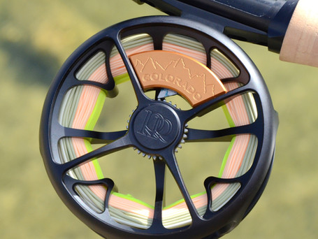 The NEW Ross Colorado 4/5 Fly Reel Review