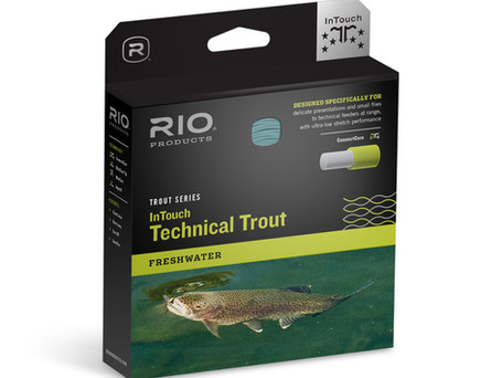 New 2020 Fly Lines from RIO