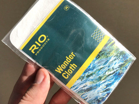 RIO Makes Cleaning Your Fly Line Wonderful!