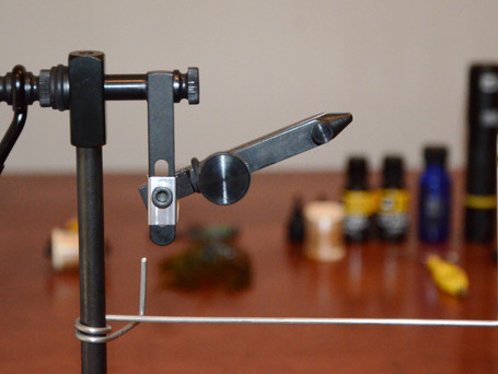 Griffin Odyssey Spider Fly Tying Vise Review