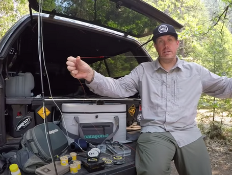 Loon Outdoors Tailgate Talks: How To Set Up A Nymph Rig