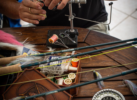 ICAST 2019: St. Croix Imperial Salt Fly Rods