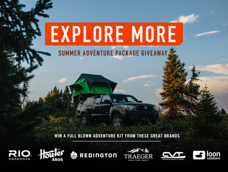 Loon's Explore More Giveaway is ON NOW!