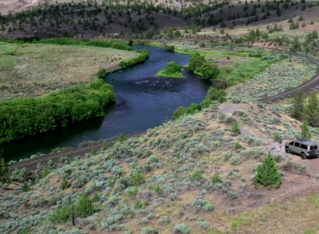 R.L. Winston Fly Rods Video: The Microspey - Two Hand Trout Fishing
