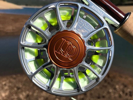 The NEW Ross Animas 5/6 Fly Reel Review