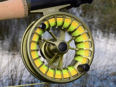 Redington RISE 5/6 Fly Reel Review