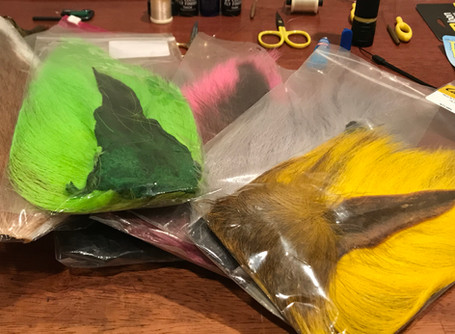 What I Like About Tying Streamers with Bucktail