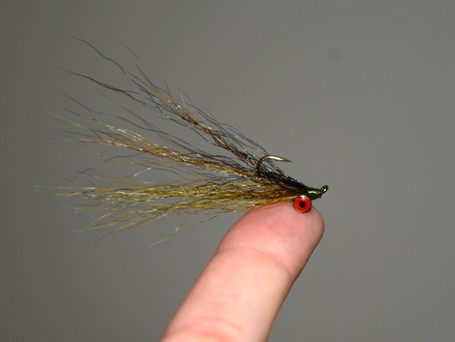 Fishing Small Streamer Flies