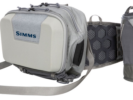 New Simms Flyweight and CX Collections