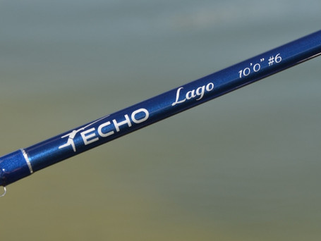 ECHO Lago 6 Weight Fly Rod Review