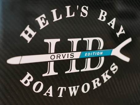 Orvis Partners with Hell's Bay Boatworks to Launch Special Edition Skiff