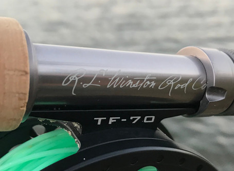 Winston AIR SALT 7 Weight Fly Rod Review