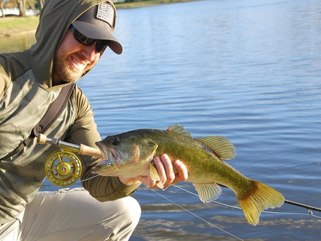 What is the Best Fly Rod Weight for Bass?