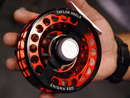 IFTD 2016: Taylor Fly Reels Enigma ESD
