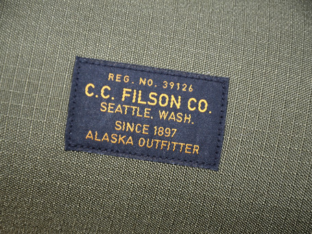 Filson Ripstop Nylon Rod Tube Review