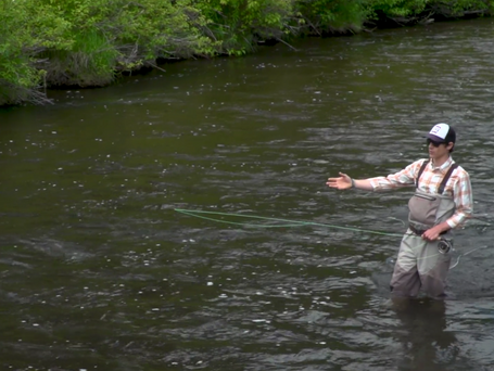 RIO Products Video: How to Find Rising Trout