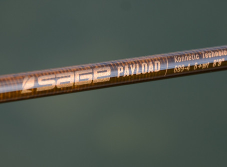 #FlyGearTopPick: Sage PAYLOAD 6+ Weight Fly Rod Review