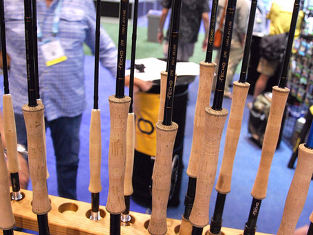 IFTD 2016: No Shortage of New Echo Fly Rods!