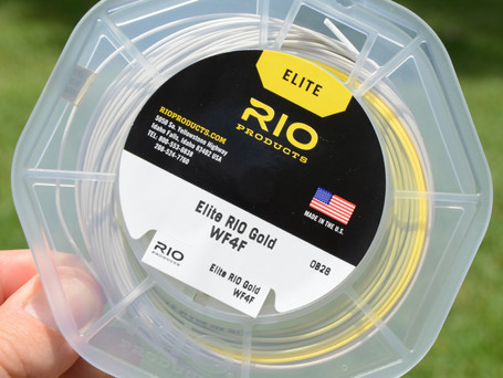 Elite RIO Gold Fly Line with New SlickCast Coating Review