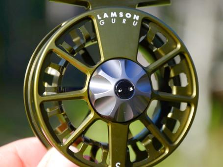 Waterworks-Lamson Guru S Fly Reel Review