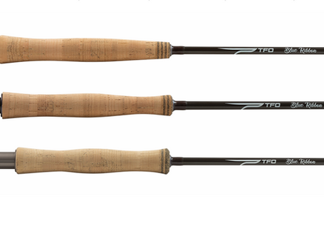 New for 2021: Temple Fork Stealth, Blue Ribbon, and LK Legacy Fly Rods