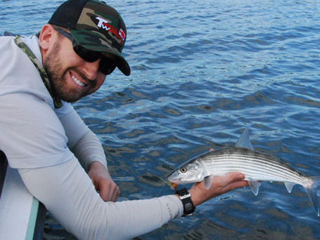 Fly Casting Tips: Don't be a Line Ripper!