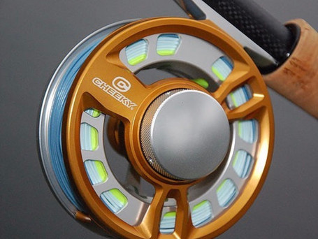 Cheeky Fishing Limitless 325 Fly Reel Review