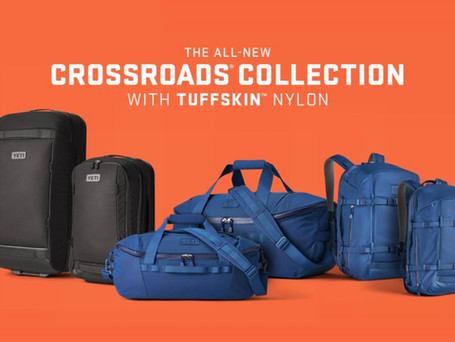 The New YETI Crossroads Collection