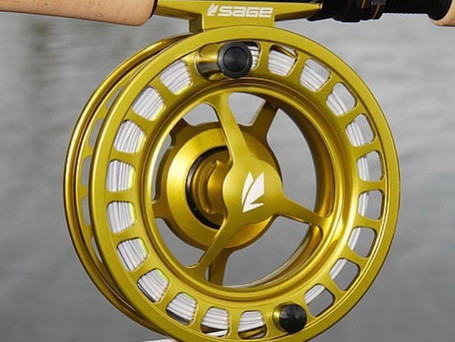 Sage SPECTRUM 5/6 Fly Reel Review