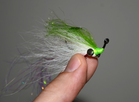 Have You Tried a Jig Hook?