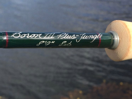 "R.L. Winston Boron III Plus 8-Weight ""Jungle"" Fly Rod Review"