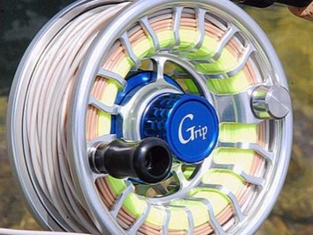 Galvan Grip G-8 Fly Reel Review