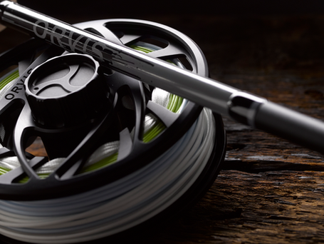 NEW: Orvis Helios 3 Blackout Fly Rods