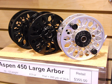 IFTD 2016: The Latest Offering From Aspen Reels