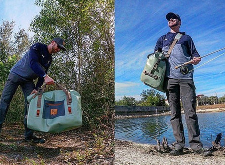 Quick Review: Fishpond Thunderhead Roll-Top Duffel