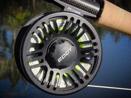 Ross EDDY 5/6 Fly Reel Review