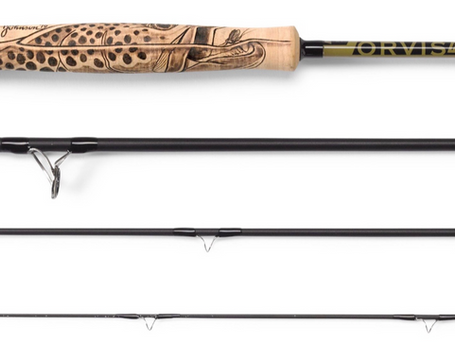 IFTD 2019: Orvis Fly Rods and Reels
