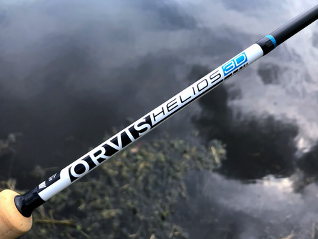 Orvis Helios 3D 4 Weight Fly Rod Review