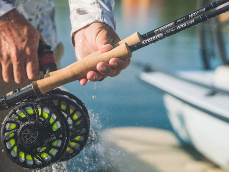 A First Look at the G. Loomis NRX+ T2S Fly Rods