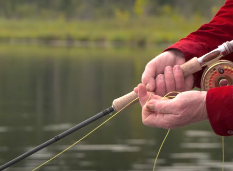 RIO Products: How to Master Stillwater Retrieves for Fly Fishing