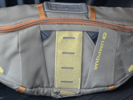 Umpqua Bandolier ZS2 Sling Pack Review