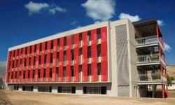 Edificio Salas de Clases - 4 pisos - Lincoln International Academy
