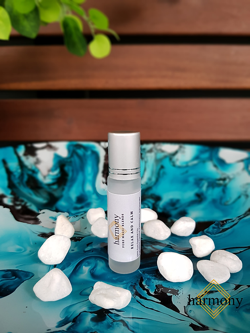 Relax and Calm - Harmony Pure Magic Blends