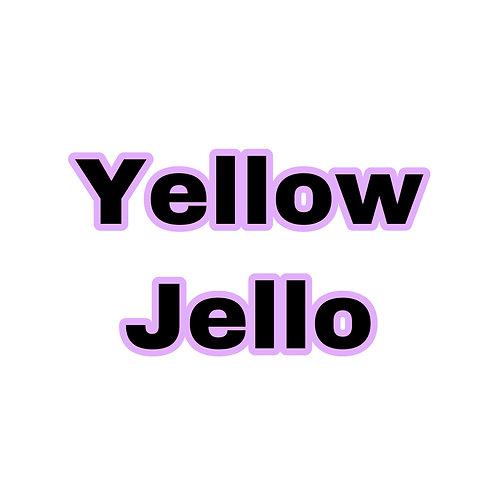 """""""Yellow"""" Jello"""