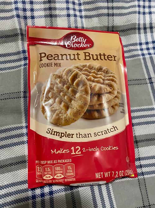 """Organic Fudge"" Peanut Butter Cookies"