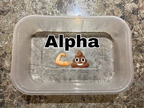 Alpha Fudge